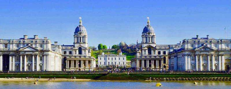 The Old Royal Naval College is the jewel in south London's architectural crown.