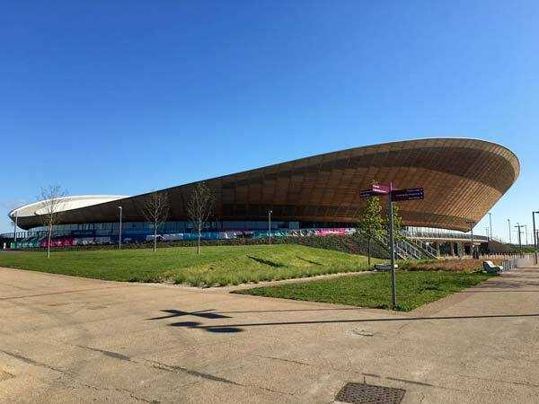 Lee Valley VeloPark is a cycling centre on Queen Elizabeth Olympic Park in Stratford, East London.
